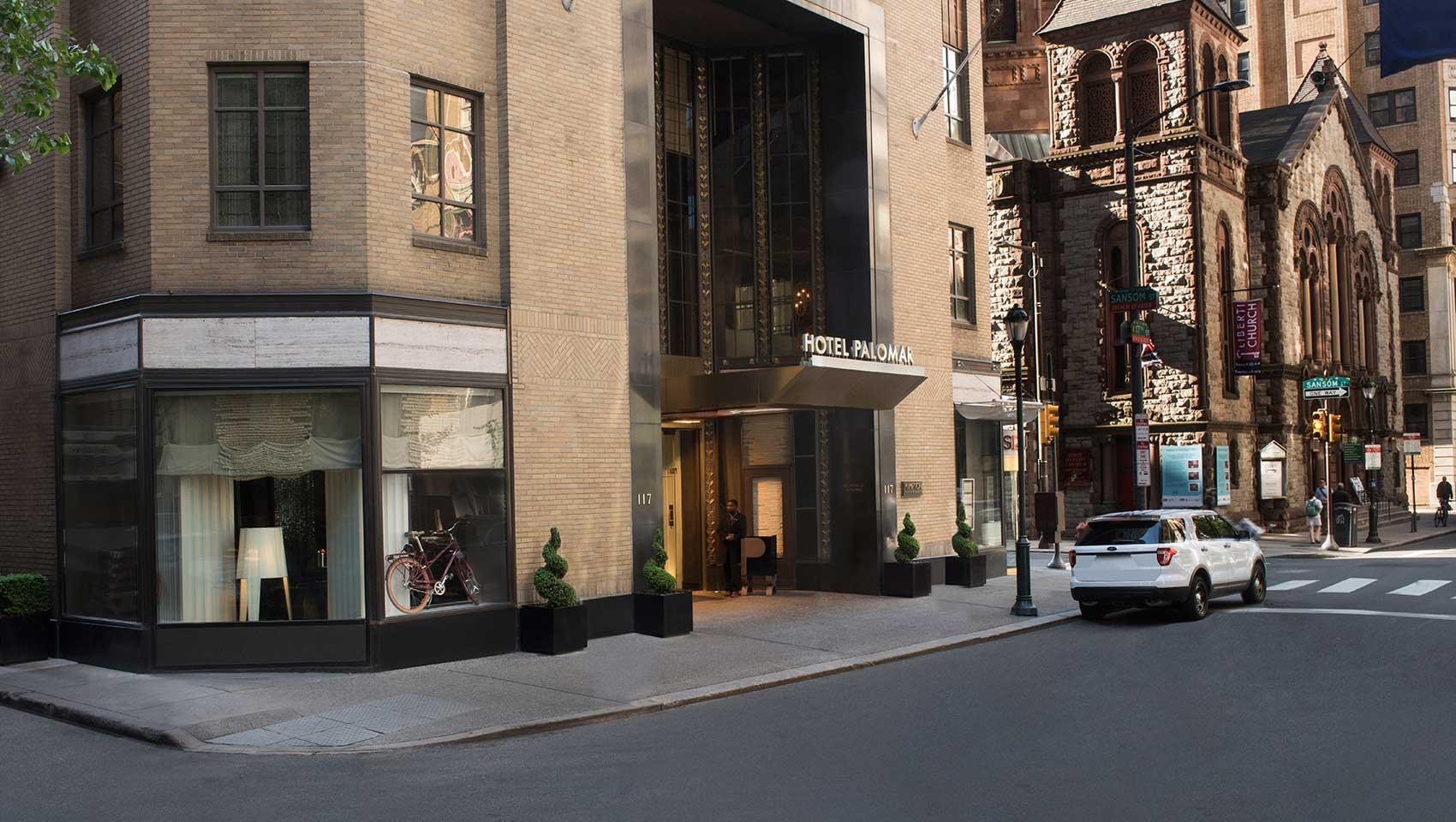 philadelphia hotel photos kimpton hotel palomar. Black Bedroom Furniture Sets. Home Design Ideas